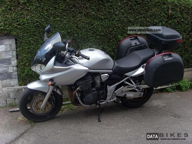 2007 Suzuki Bandit 1200 S