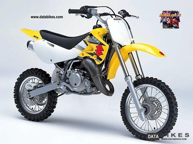 2007 Suzuki  RM 65/65 KX Motorcycle Rally/Cross photo