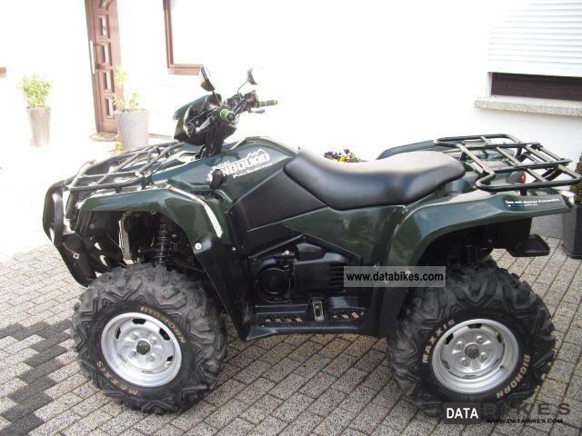 2005 Suzuki Kingquad 700