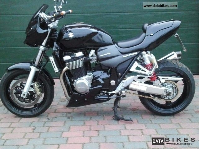 2007 Suzuki  GSX 1400 Motorcycle Motorcycle photo