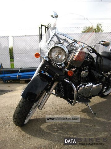 2006 Suzuki  VL 800 K6 Country Star Motorcycle Chopper/Cruiser photo