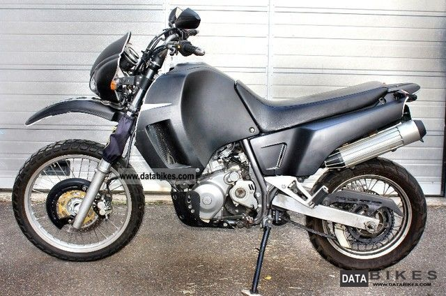1994 Suzuki  DR 800 Big Conversion - SR 43 B Motorcycle Enduro/Touring Enduro photo