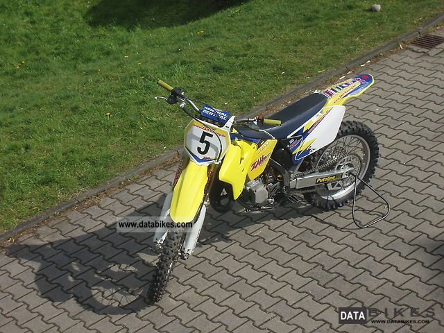 2008 Suzuki  Rm 125 Motorcycle Rally/Cross photo