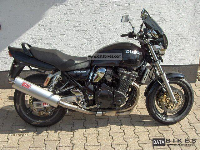 1998 Suzuki GSX AE