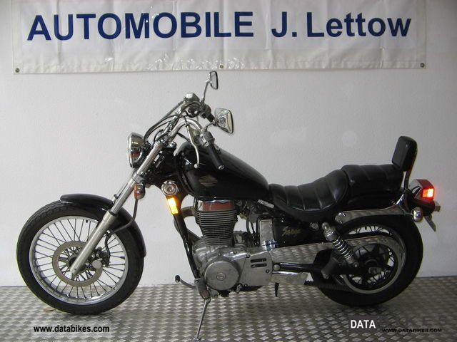 1986 Suzuki  LS 650 Savage NP41A Motorcycle Chopper/Cruiser photo