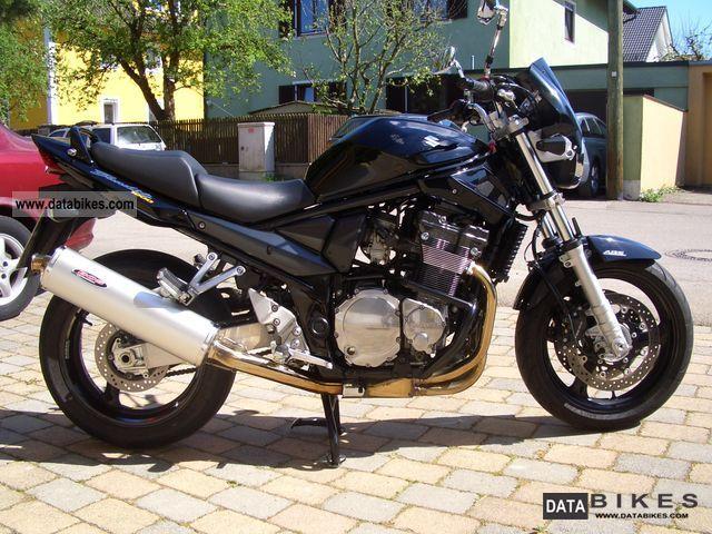 2007 Suzuki  GSF 1200 Bandit Motorcycle Sport Touring Motorcycles photo