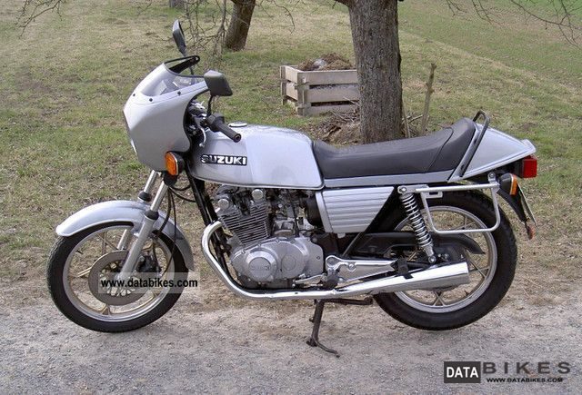 Suzuki  GS450 1982 Naked Bike photo