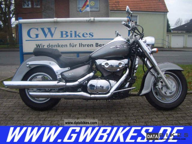 2005 Suzuki  C 1500 VL 1500 Intruder Motorcycle Chopper/Cruiser photo