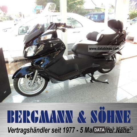 2011 Suzuki  0% financing AN 650 Burgman ABS new car Motorcycle Motorcycle photo