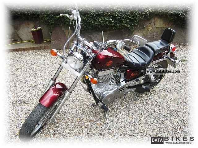 1987 Suzuki  LS650 Motorcycle Chopper/Cruiser photo