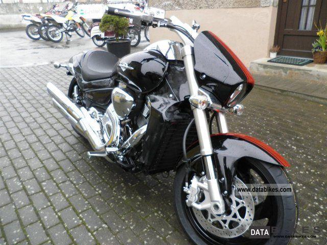 2012 Suzuki  VZR 1800 M1800R - including 4-year factory warranty Motorcycle Chopper/Cruiser photo