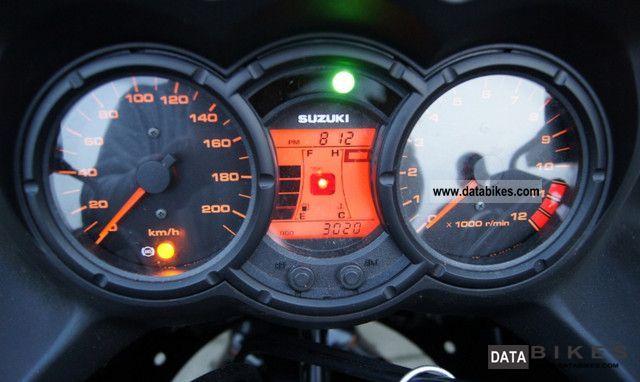 2009 Suzuki Dl V Strom 650 Abs Ak 9
