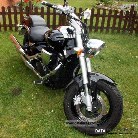 2009 Suzuki  Intruder M800 (VN 800) Motorcycle Chopper/Cruiser photo