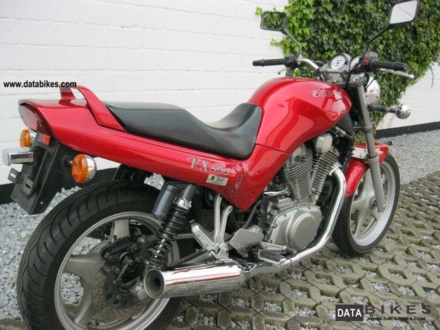 Moto del día: Suzuki VX800   espíritu RACER moto