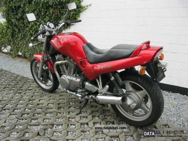 1986 Suzuki VX 800