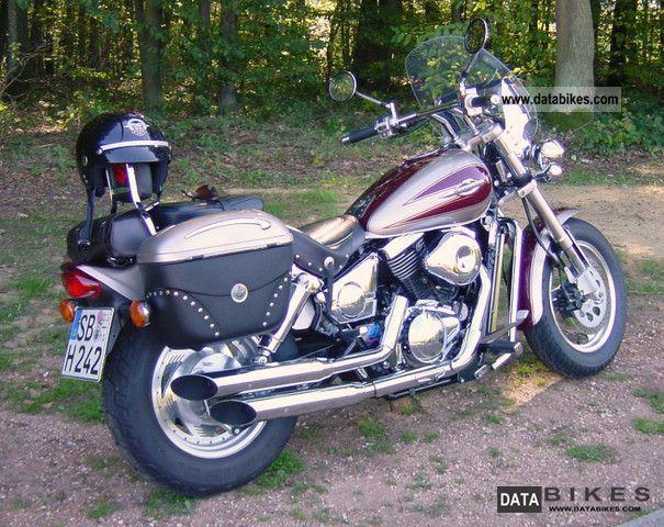 1999 Suzuki  VZ 800 Motorcycle Chopper/Cruiser photo