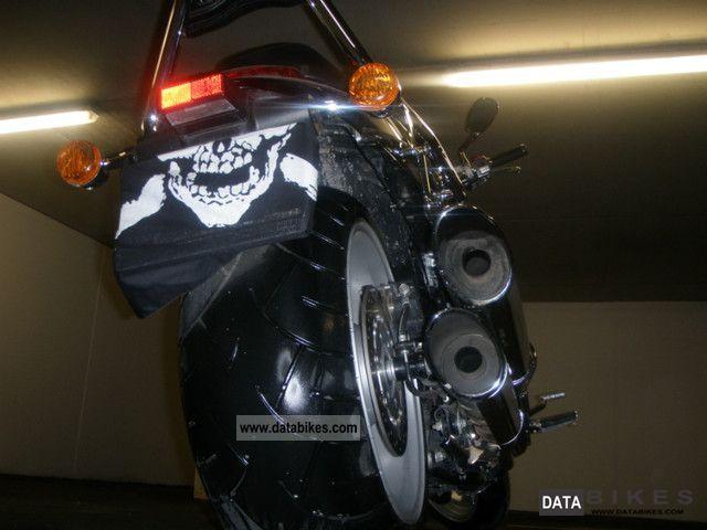 2007 Suzuki  VZR M1800R Motorcycle Chopper/Cruiser photo