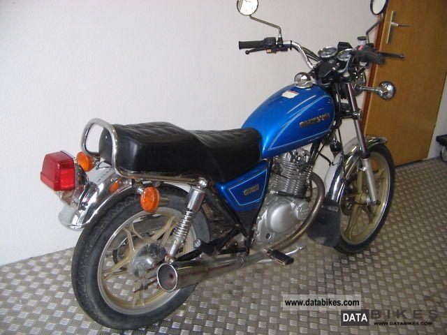 Suzuki TS 125 (1971-73) technical specifications