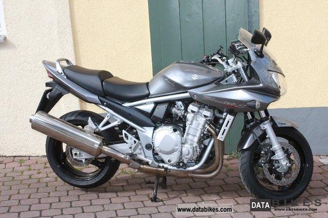 2008 Suzuki  1250 Bandit Motorcycle Sport Touring Motorcycles photo