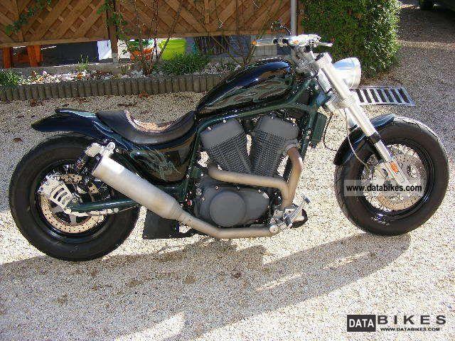 1994 Suzuki  VS 1400 Motorcycle Chopper/Cruiser photo
