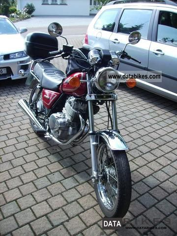 1997 Suzuki  GN250 Motorcycle Chopper/Cruiser photo