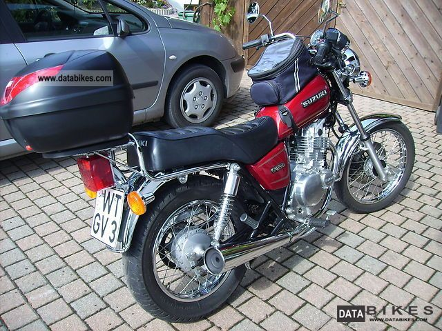 Review of Suzuki GN 250 1997: pictures, live photos