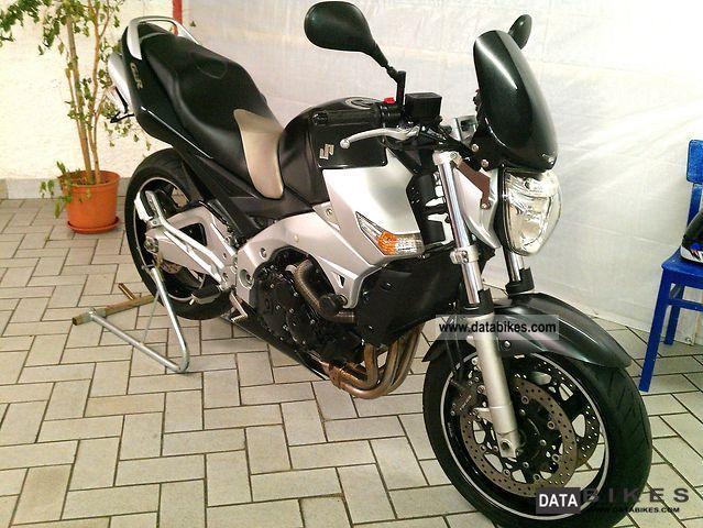 2006 Suzuki  GSF 600 Motorcycle Sport Touring Motorcycles photo