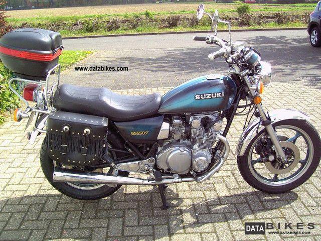 1982 Suzuki  GS 550 T Motorcycle Chopper/Cruiser photo