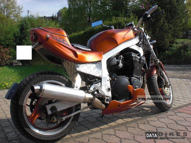 1986 Suzuki  GSX 1100 R Motorcycle Streetfighter photo