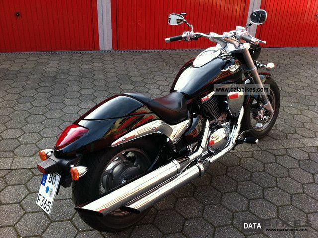 2012 Suzuki  Intruder M800 (VZ800) Motorcycle Chopper/Cruiser photo