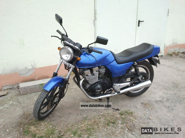 1984 Suzuki  GSX 400 E Motorcycle Motorcycle photo