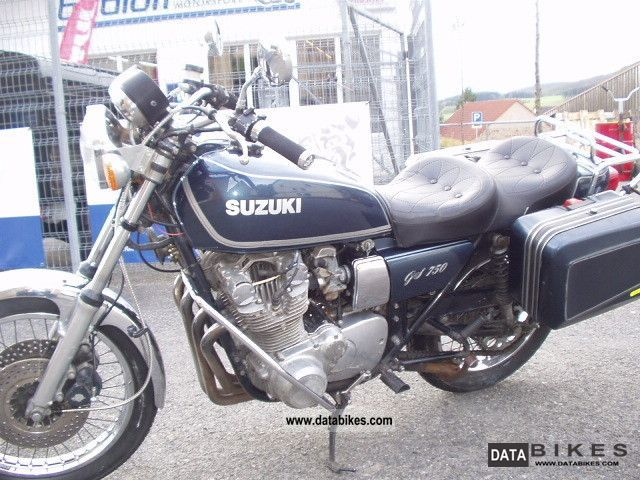 Suzuki  GS 750 1978 Vintage, Classic and Old Bikes photo