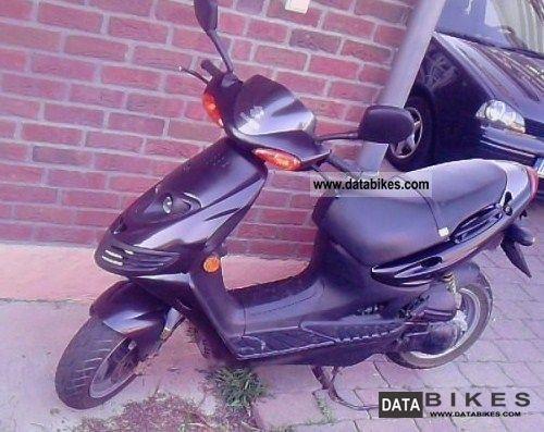 1999 Suzuki Katana Ay 50