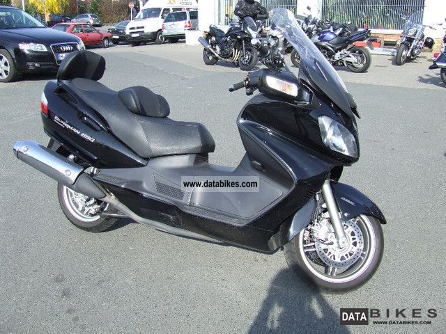 2008 Suzuki  AN 650 Executive Motorcycle Scooter photo