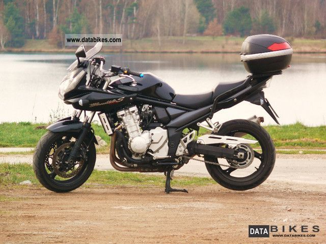2007 Suzuki  Bandit GSF 1250 S Motorcycle Motorcycle photo