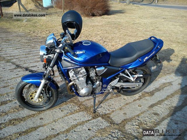 Suzuki  Bandit 2000 Naked Bike photo