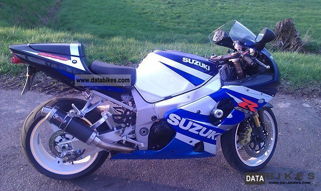 2000 Suzuki  Gsxr 1000 Motorcycle Sports/Super Sports Bike photo