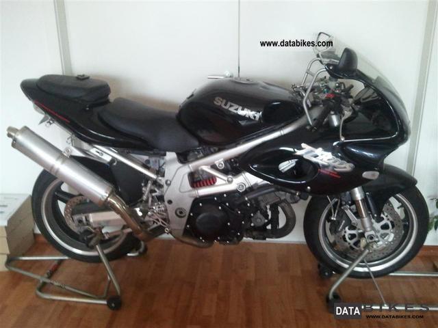 1998 Suzuki  TL1000S Motorcycle Sports/Super Sports Bike photo