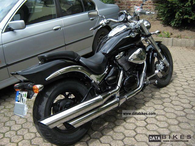 2008 Suzuki  Intruder M800 Motorcycle Chopper/Cruiser photo