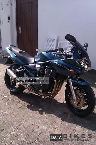 2004 Suzuki  1200 Bandit / S Motorcycle Sport Touring Motorcycles photo