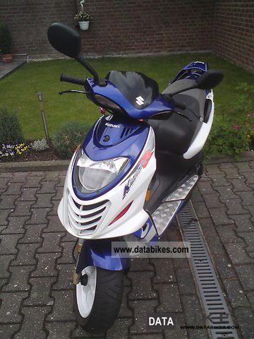 2001 Suzuki  Katana R Motorcycle Lightweight Motorcycle/Motorbike photo