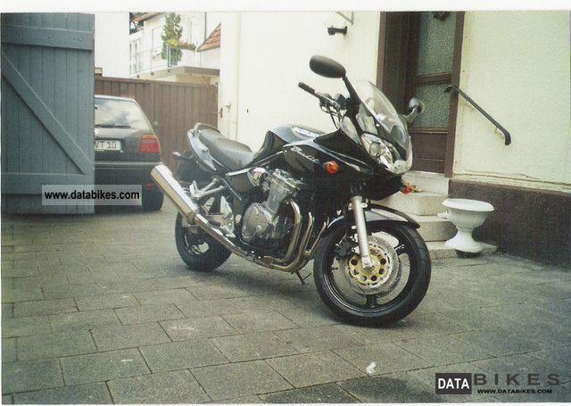 2005 Suzuki  GSF600S Motorcycle Motorcycle photo