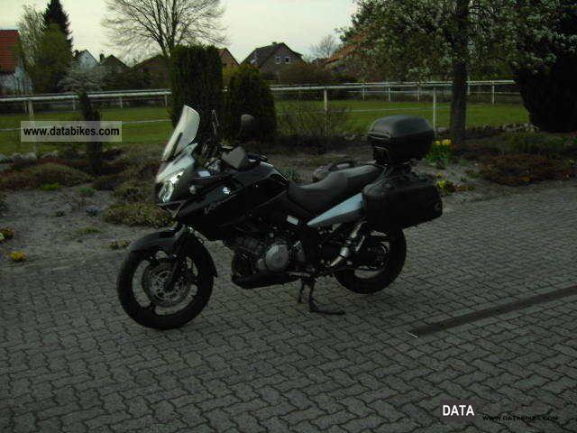 2007 Suzuki  DL 1000 V-Strom K7 Motorcycle Enduro/Touring Enduro photo