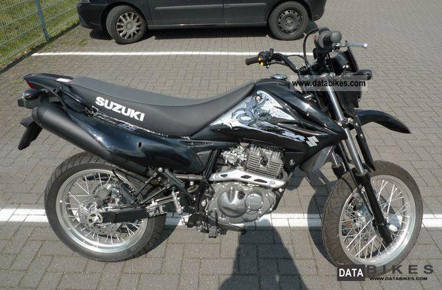 2012 Suzuki  DR 125SM - summer bargain!! Motorcycle Lightweight Motorcycle/Motorbike photo