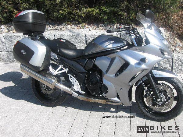 Suzuki  GSX 1250 F 2010 Tourer photo