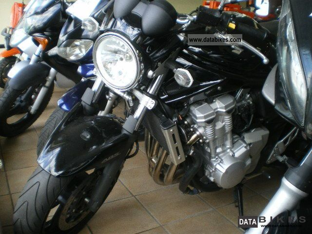 2007 Suzuki  650 Bandit - ABS! 1 hand! Motorcycle Motorcycle photo