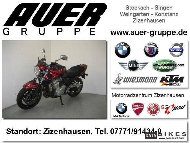 2008 Suzuki  GSF 1250 A Motorcycle Sport Touring Motorcycles photo