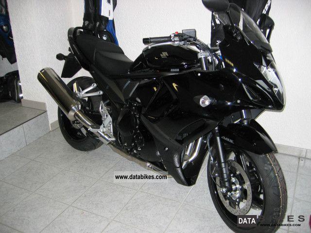 2011 Suzuki  GSX 1250 F ABS \ Motorcycle Motorcycle photo