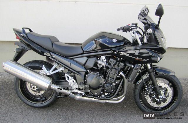2011 Suzuki  GSF120SA L1 BANDIT Motorcycle Sport Touring Motorcycles photo