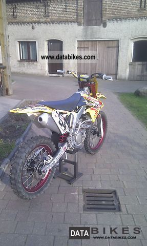 2009 Suzuki  rmz Motorcycle Rally/Cross photo